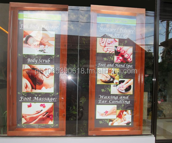 Digital Printing - Show Window Display maker in Metro Manila, Philippines