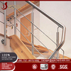 China Railing Stainless Steel Exterior Stair Handrail Wall Mounted