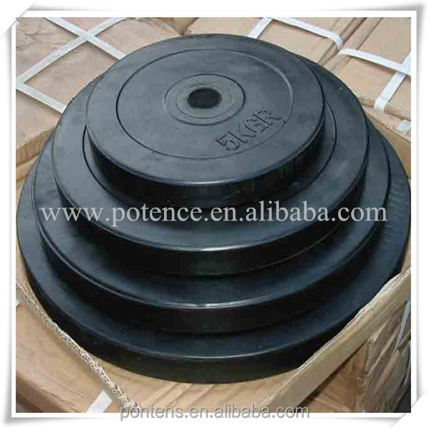 Gym Barbell cast iron weight lifting plates