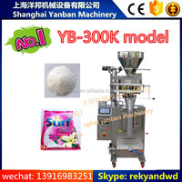Automatic Packing Machine for Detergent Powder/Chemical particles good/YB-300K