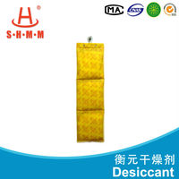 1kg High Quality Cargo Desiccant Container Desiccant with Plastic Hook Hanger for Sea Transportation