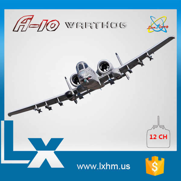 RC Airplane Manufacturers China A-10 lx rc Models
