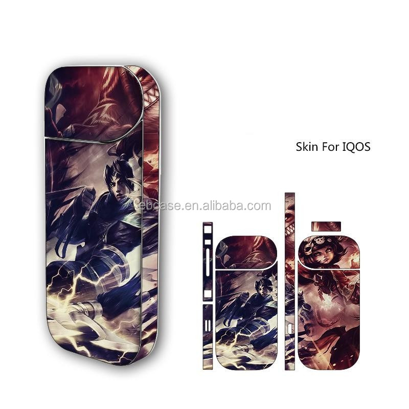 3M Adhesive printing label sticker skin protector for IQOS