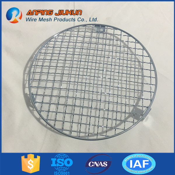 China Factory Supply durable crimped Barbecue Grill Wire Mesh