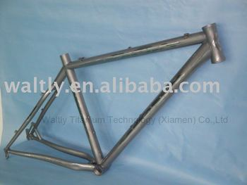 high ti Mountain Bicycle frame 26er