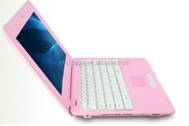 Low price 10 inch WM8880 Dual-Core Binuclear android mini laptop with webcam wifi