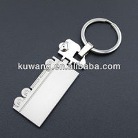 Promotion Customized Truck Shape Metal Key Chain