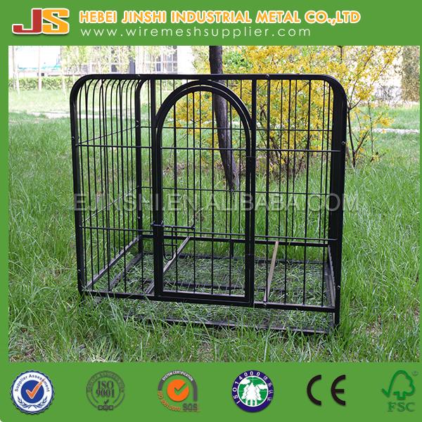Dog cages dog kennel dog runspet folding cages buy for Dog run cage enclosure