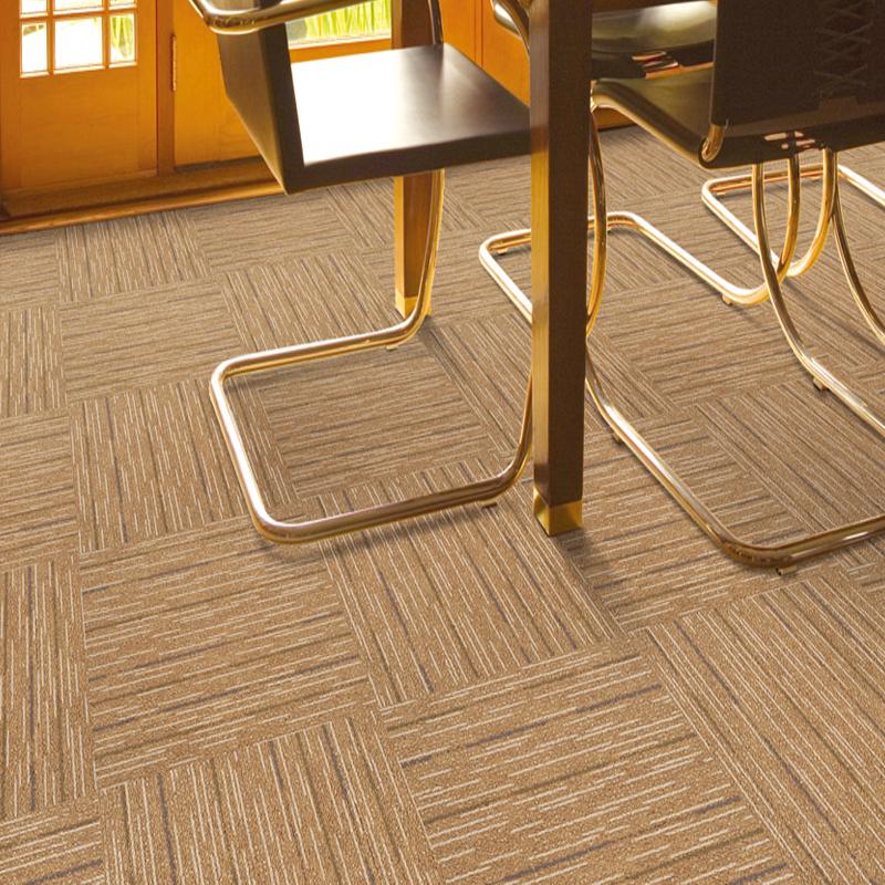 Durable tile flooring