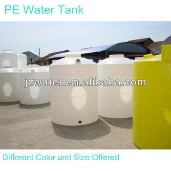 Hot sell high capacity water tank plastic buy water tank for Plastic hot water tank