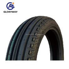 worldway brand high quality motorcycle tire 4.00-8 motor tricycle tyre dongying gloryway rubber
