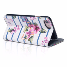 2017 Full Covered Universal Shockproof Flip Wallet PU Leather Case For Iphone with Best Price