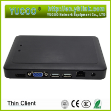 cbt thin client with 512M memory 2Gb Flash