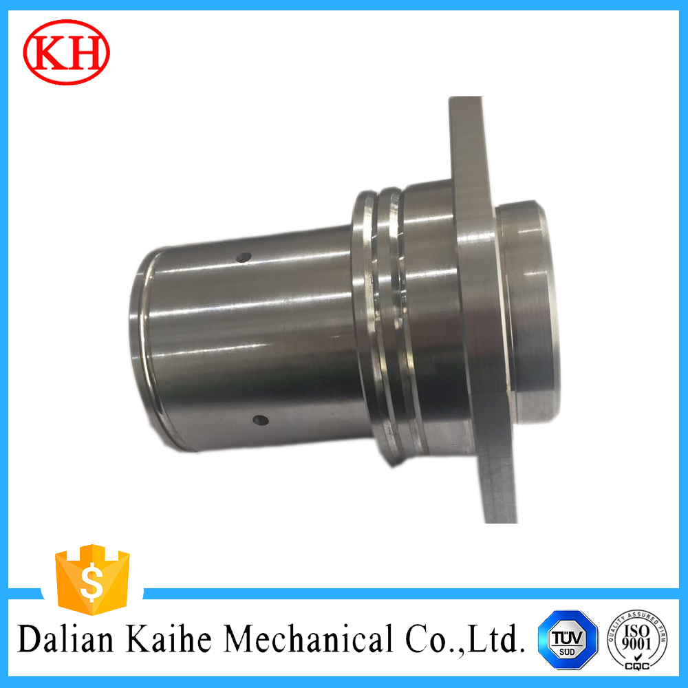 New Products drilling mechanical components smoothy polish stainless steel 304 flange