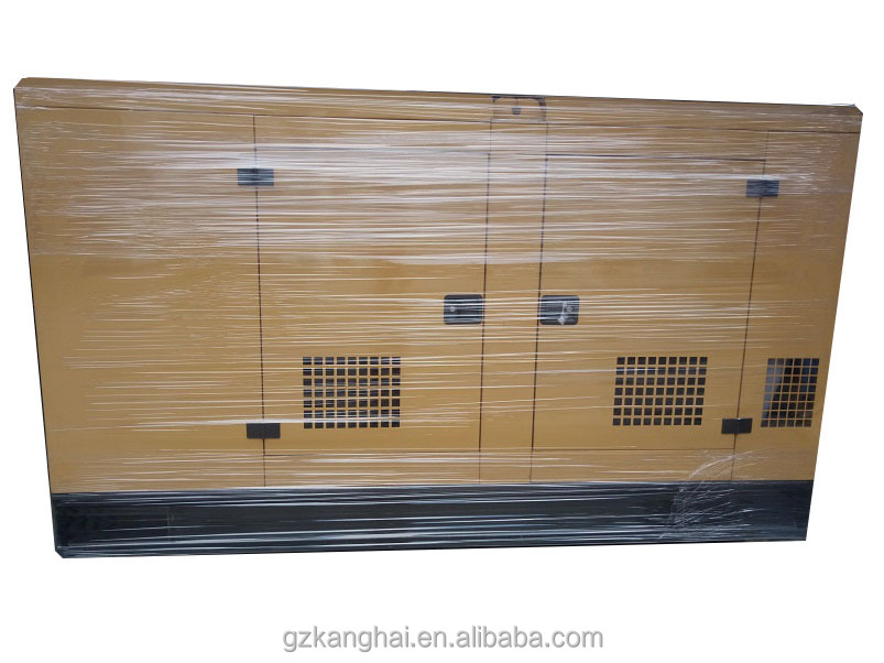 China OEM diesel generator supplier, Silent diesel engine 64kw genset