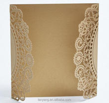 Laser cut wedding invitations. Doily invites. Choose a colour. Card making