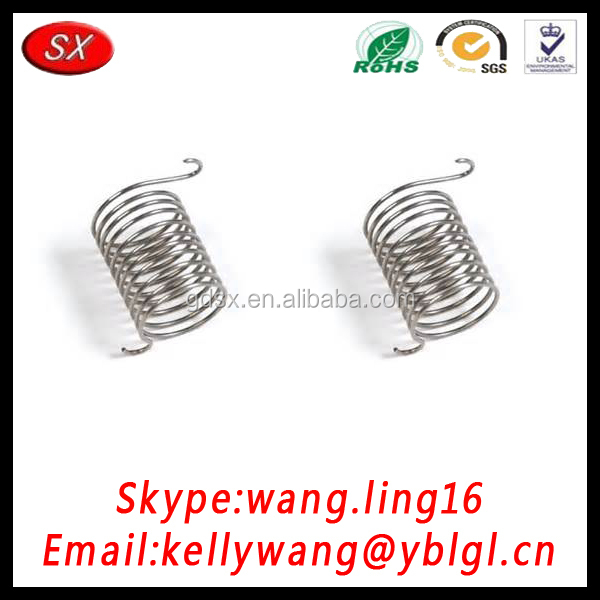 Manufacturer Bulk Production Flat Wire Square Wire Spring, High Quality Phosphating Springs Pass ISO/TS16949