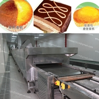 baking bread gas oven
