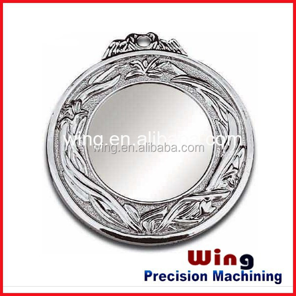 custom made zinc alloy cheap sport medal with oem