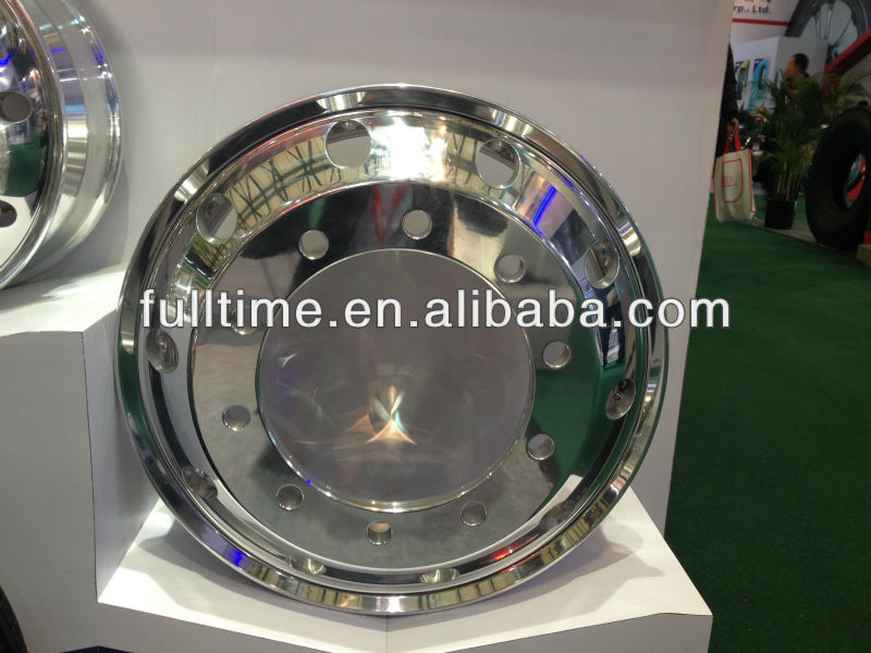 22.5*8.25 aluminum truck wheel for sale