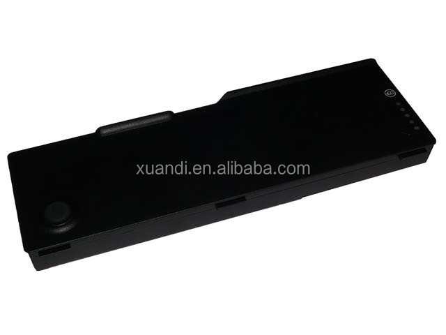 Cheap price 6 cells li-ion laptop battery for Dell Inspiron 6400