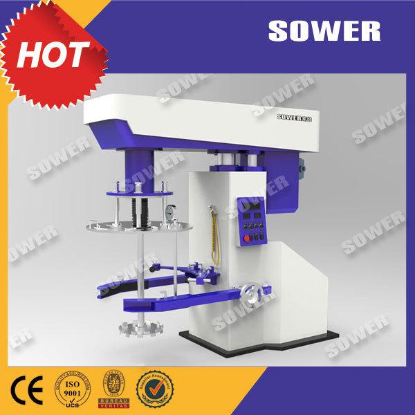 Chemical High Speed Disperser(Quick dissolving,mixing,dispersing,fining)