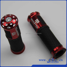 SCL-2013040135 motorcycle rubber aluminum handle grip for scooter with high quality