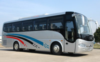 Low price 11m Euro 3 Manual diesel 45 seats coach bus for sale