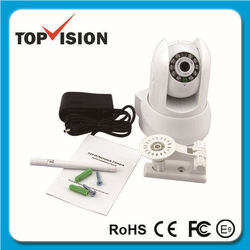 Easy to Achieve Real-time Remote Viewing P2P Wireless IP Camera