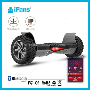 Dual-wheel UL 2272 electric scooter Original 8.5 inch swift hoverboard with anti-fire shells,Waterproof,CE,FCC,RoHS certified
