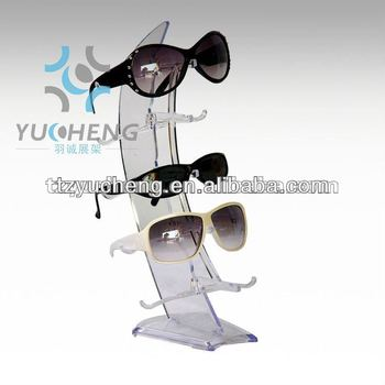 [YUCHENG] Desk Plastic Glasses Display Stands Y006