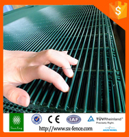 China Supplier PVC coated Anti-climb Garden Fences (factory)