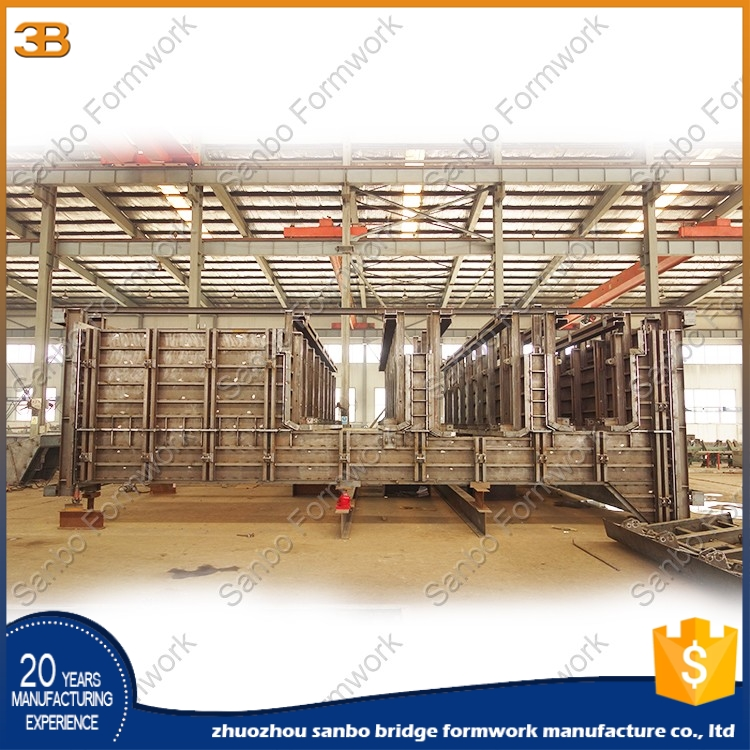 Durable High stability Various combinations are used quality solid Engineering dedicated concrete formwork system