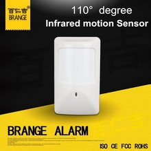 Passive Infrared Wired Motion Sensor PIR Detector For Home Security System