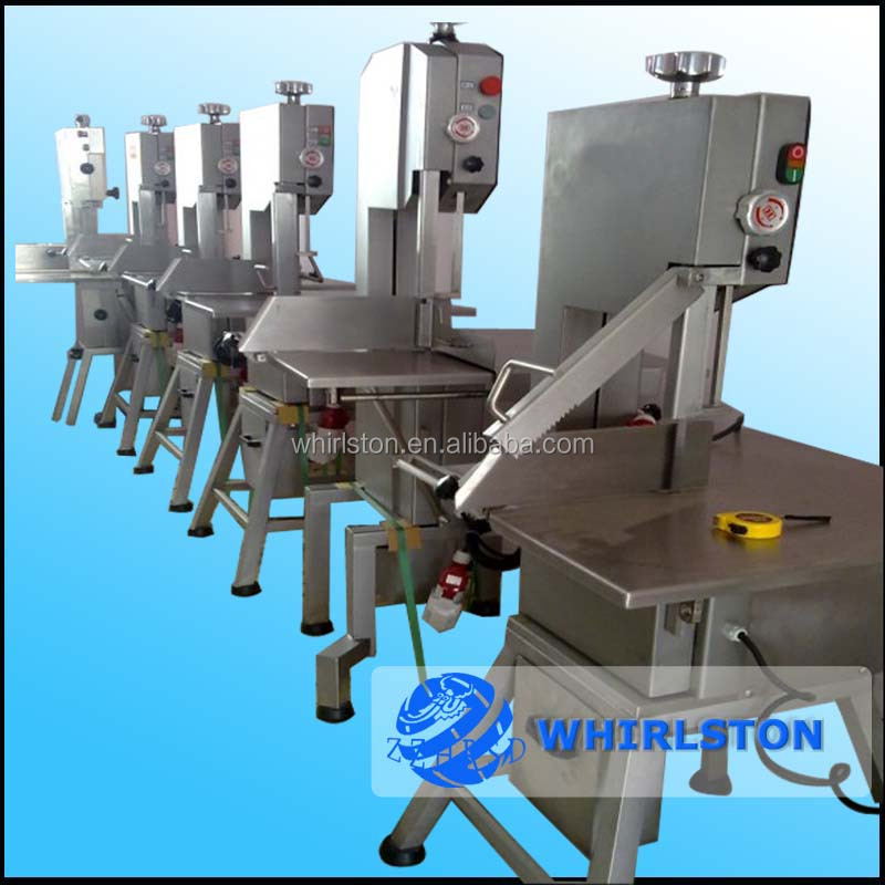 high quality stainless steel butchers bone sawing machine