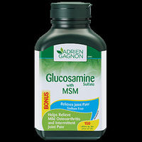 Canada Healthcare Product Glucosamine and MSM