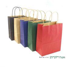 New design wholesale brown kraft paper bags for cement