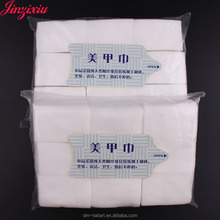 Soft Cotton Pad For Nail Pedicure and Makeup Nail Polish Remover Wipes manicure Cleaning Wipe