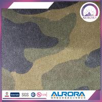 Whole slae 600D VINTAGE CAMO 600MM pu coated oxford fabric