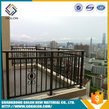 China suppliers stainless steel glass balcony railing design