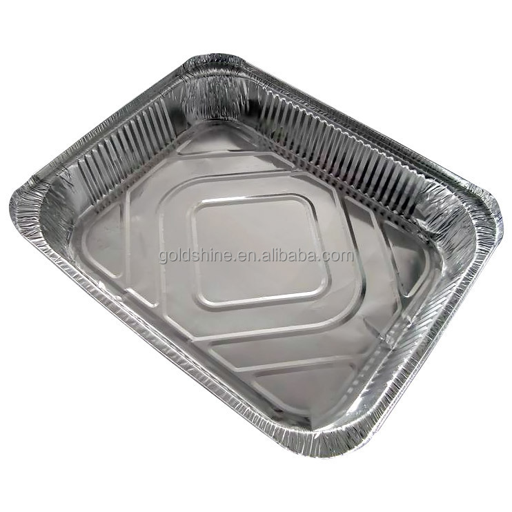 Popular Container Type and Food Use aluminum foil container