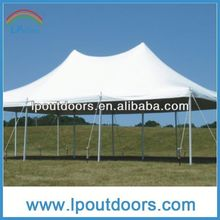 Practical pole tent--stretch tent china
