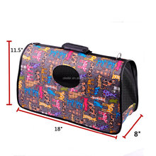 2016 Large Size Sweet Cute Home Pets Dog Cat Puppy Carrier Carry Bag