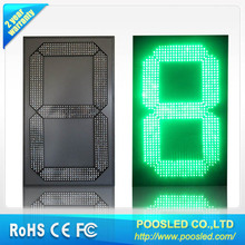 led countdown clock sign \ led countdown signage \ led countdown timer panel