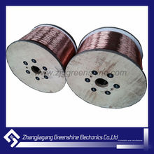 Super size and strength Copper clad steel wire electrical cable wire