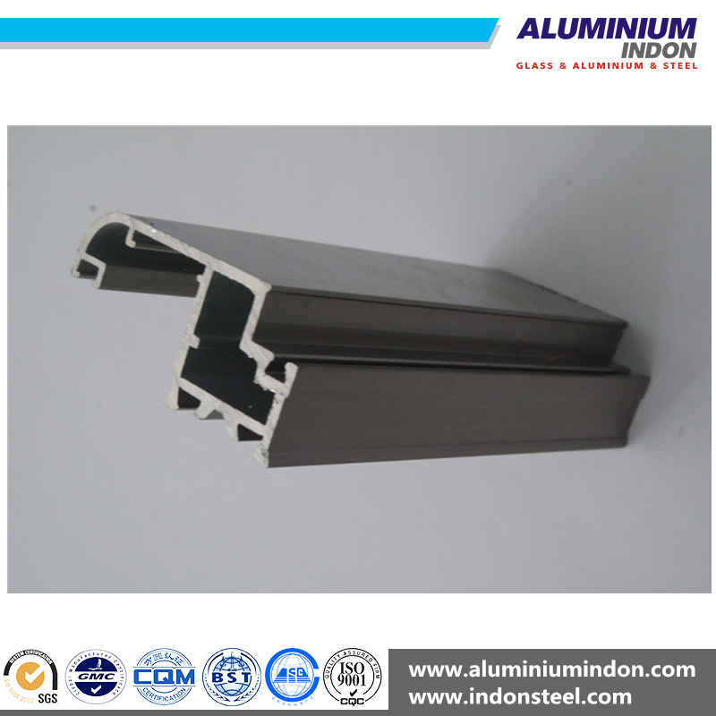 telescoping aluminum extrusion white aluminium window frames