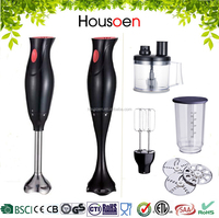 multi-function electrical mini hand-held fruit blender food mixer