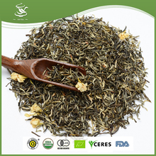 Certified Organic Loose Packed Jasmine Tea
