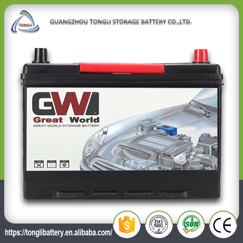 12V 80AH auto style autozone car battery life expectancy
