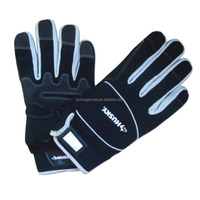 Mens safety motorcycle gloves